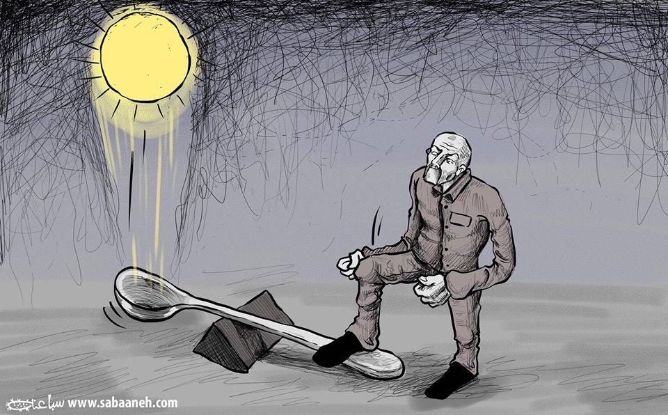 إضراب الكرامة   محمد سباعنة