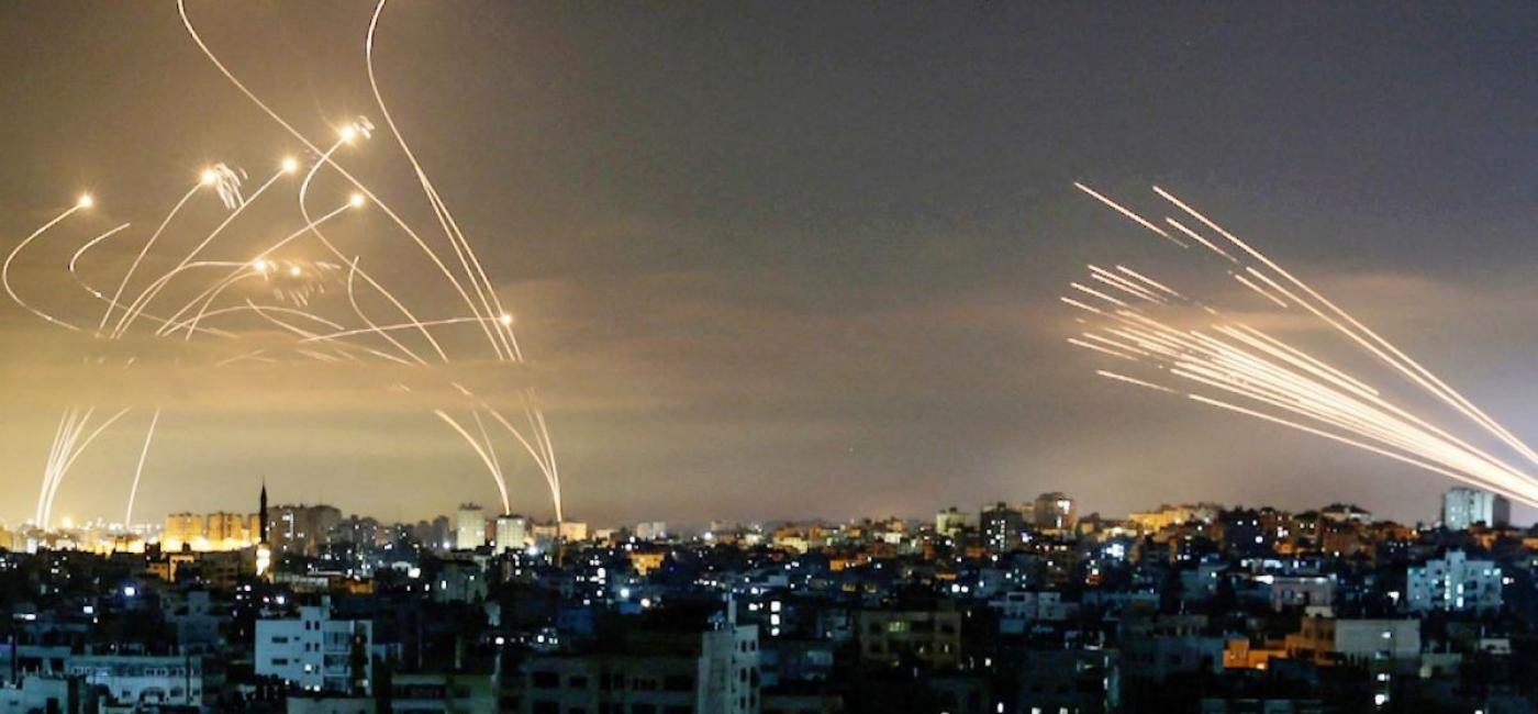 Israeli's latest eleven-day attack on Gaza - May