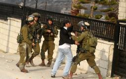Israeli forces detain ten Palestinians from West Bank
