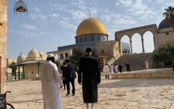 Israeli settlers break into Al-Aqsa Mosque