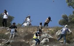 Israeli settlers attack Palestinian farmers near Nablus