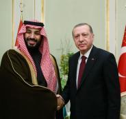 اردوغان-ومحمد-بن-سلمان