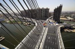 غينيس تعلن رسمياً دخول مصر موسوعتها بأعرض جسر في العالم