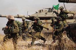 جيش الاحتلال يقرر تعزيز قواته على طول الحدود مع قطاع غزة