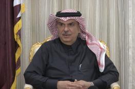 العمادي: غزة على شفا الكارثة ودول الحصار تحارب قطر لأنها تساعدها