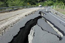 زلزال بقوة 6 درجات على مقياس ريختر يضرب غربي إيران