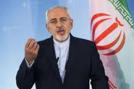"""ظريف يتهم واشنطن بممارسة """"الإرهاب الصحي"""" ضد طهران"""
