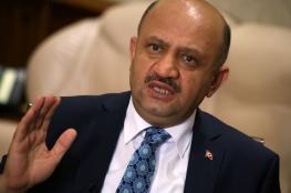 وزير الدفاع التركي: لن نسمح للعنصريين بأوروبا استخدام بلادنا كأداة انتخابية