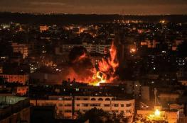 Israeli jets hit 80 targets in Gaza amid rocket fire and protests