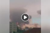 انفجار كارثي في مصنع للكيميائيات في الصين
