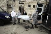 الاحتلال يعلن ارتفاع عدد وفيات كورونا الى 47 والإصابات 8018