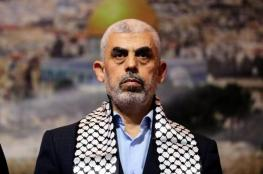 إصابة رئيس حماس بغزة يحيى السنوار بفيروس كورونا
