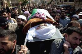 شهيد لاجئ فلسطيني بسورية و196 حصيلة شهداء الحصار