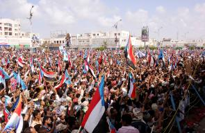 اليمن: الآلاف يتظاهرون ضد الحكومة في عدن ويطالبون بتمثيل وطني للجنوب