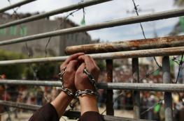 """قوات القمع تعتدي على الأسرى المضربين  في """"عسقلان"""""""