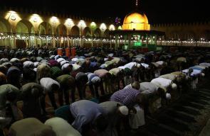 أجواء شهر رمضان بالقاهرة