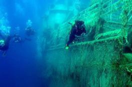 اكتشاف كنوز في سفن صينية غرقت قبل 400 عام