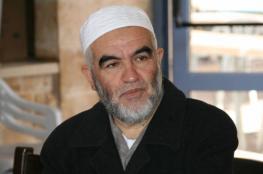 الشيخ صلاح يكشف: خطر كبير يهدد الأقصى والقدس