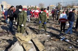 الطائرة الأوكرانية.. فيديو جديد يظهر إصابتها بصاروخين إيرانيين