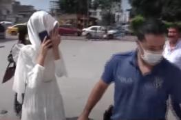 لهذا السبب عروس تستدعي الشرطة يوم زفافها!