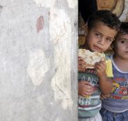 فقر-الدم-لاطفاء-غزة