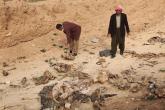 فريق أممي يعثر على 12 مقبرة جماعية شمالي العراق