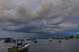 الطقس: أمطار محلية خفيفة والحرارة أدنى من معدلها السنوي العام بقليل