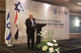 السفير الإسرائيلي في القاهرة: بن سلمان ومصر شركاء لنا