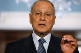 أبو الغيط: اقتحام الأقصى على هذا النحو يهدد بإشعال شرارة التوترات الدينية