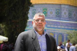الاحتلال يُحول الشيخ حسن يوسف للاعتقال الإداري لمدة 6 أشهر