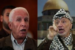 عزام الأحمد يستدعي الراحل ياسر عرفات للمجلس الوطني !