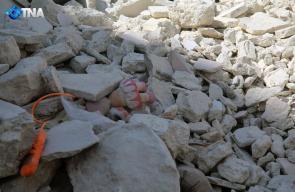 شهداء وجرحى جراء الغارات الجوية على مدينة إدلب