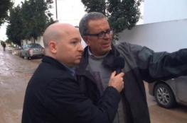 هل الصحفي الاسرائيلي ضمن طاقم اغتيال الشهيد الزواري؟
