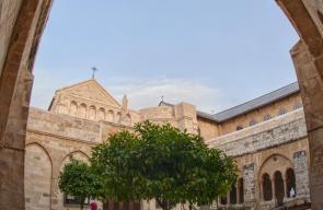 كنيسة المهد في بيت لحم