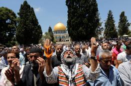 الاحتلال يحدد عدد من يُسمح لهم بدخول الأقصى في الجمعة الأولى من رمضان