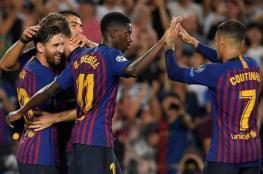 كوتينيو وديمبيلي يثيران خلافاً بين ميسي وإدارة برشلونة
