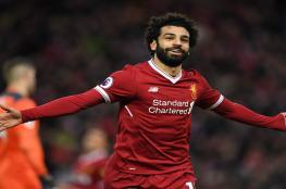 محمد صلاح: أتطلع لإحراز المزيد من الأهداف مع ليفربول