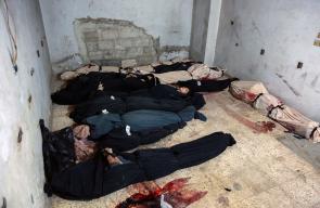 إرتفاع عدد الشهداء الغوطة الشرقية اليوم إلى 41