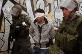 الاحتلال يعتقل فتى قرب الجدار شرق جنين