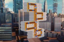 أول مصعد دون أسلاك