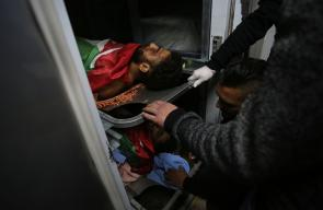 استشهاد شابين برصاص قوات الاحتلال في نابلس