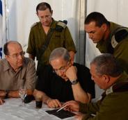 نتنياهو-خلال-الحرب-على-غزة-أرشيف