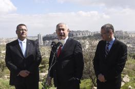 نتنياهو يعلن عن إقامة مستوطنين تشملان 5200 وحدة استيطانية جديدة بالقدس