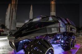 مركبة لناسا تكشف مستقبل التنقل على المريخ