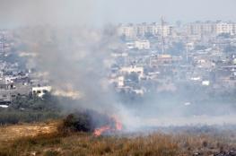 Israeli army deploys electronic eyes to counter fire kites