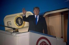 ترامب يصل سنغافورة لعقد قمة مع زعيم كوريا الشمالية