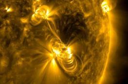 انفجارات شمسية عنيفة ربما ساهمت بنشوء الحياة