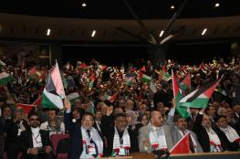 فلسطينيو الخارج لشهاب: تهميشنا مؤامرة جاءت بها أوسلو ونسعى لاسترداد دورنا عبر الانتخابات