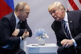 بوتين: الضربة العسكرية انتهاك للقانون الدولي