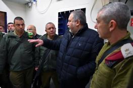 ليبرمان: قوات الأمن تحبط ما بين 20 إلى 30 هجوما أسبوعيا في الخليل